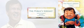 FEATURED FILIPINIANA: The Public's Servant