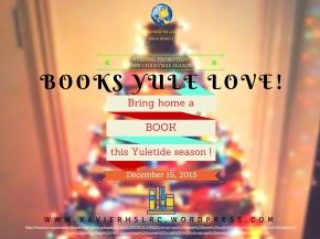 Books Yule Love!