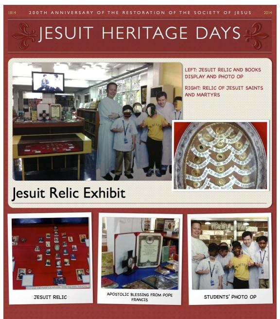 JesuitExhibit2014