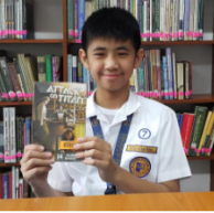 Nathan - Featured Reader