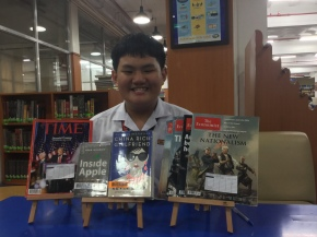 Featured Student Reader: Philmon Wee